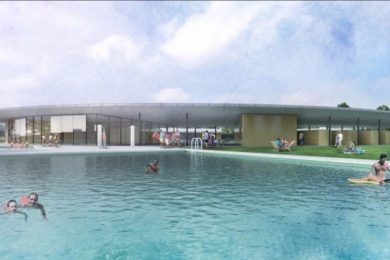 Vadonatúj 10 medencés termálfürdő épülhet Budapesten