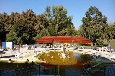 Medencefelújítással kezdődik az ősz az Aquaticumban