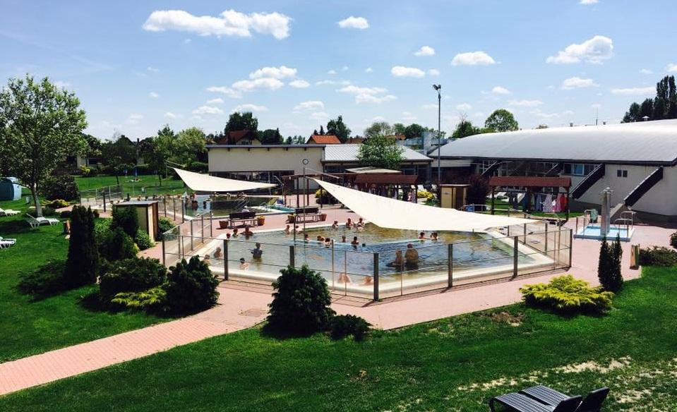 Tisza-parti élményfürdő