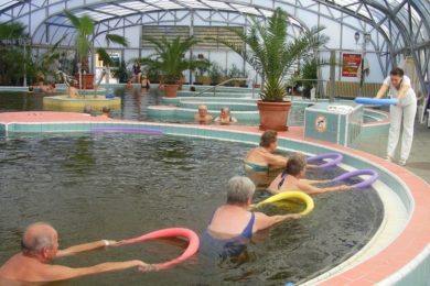 Fürdők, ahol minden tb-támogatott fürdőkezelés elérhető