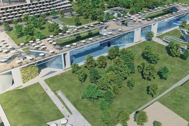 2020-ban nyitják meg az új debreceni strandfürdőt