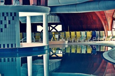 Sósvizű medencével bővül a Zalakarosi Fürdő
