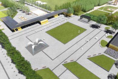 Hamarosan kezdődik a Zsóry Fürdő melletti egészségpark építése