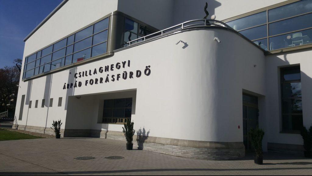 Csillaghegyi Árpád Forrásfürdő Budapest