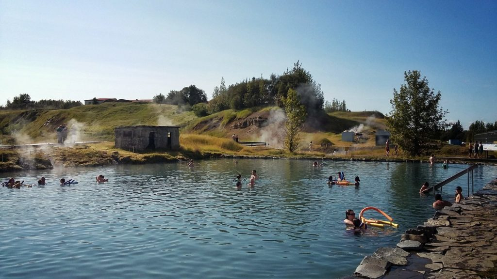 Secret Lagoon Izland termálfürdő