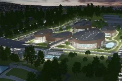 Hamarosan kezdődhet a hatalmas miskolctapolcai fürdőfejlesztés
