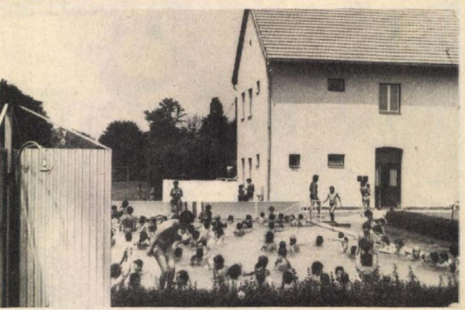 Kehidakustány termálfürdő 1987