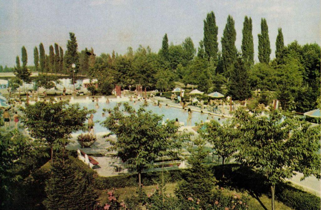 Mezőkövesdi fürdő 1978