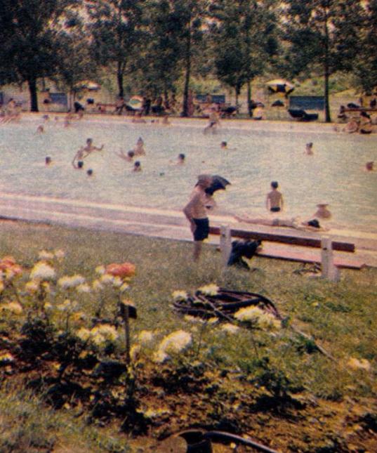 Végardó fürdő 1972