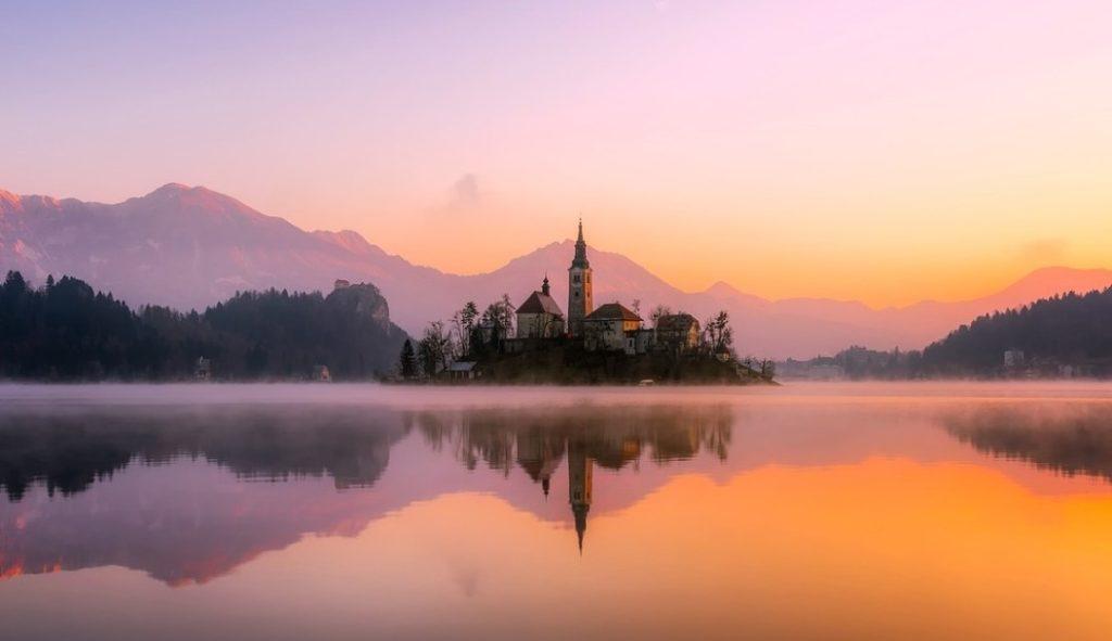 Bledi-tó Szlovénia
