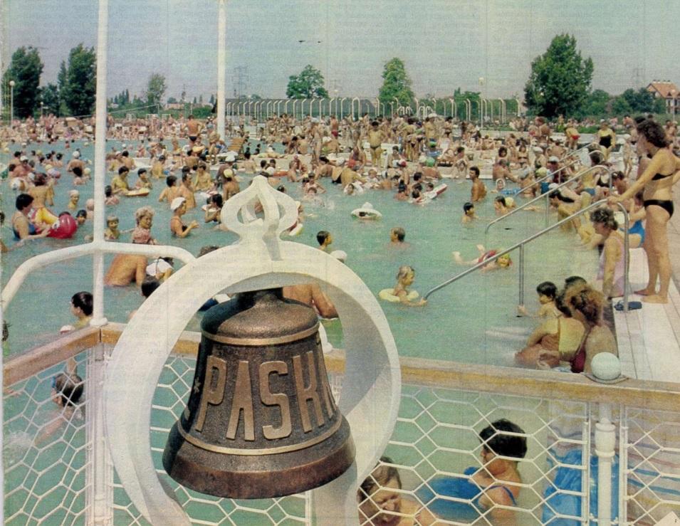 Paskal fürdő 1989