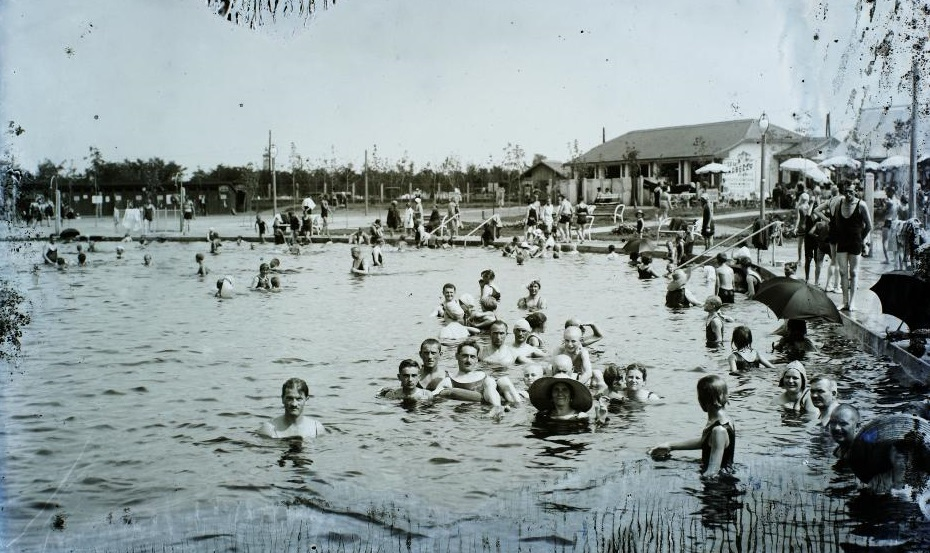 Hajdúszoboszló fürdő 1930