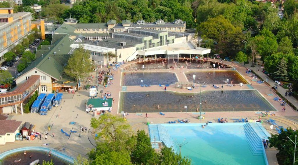 Hajdúszoboszló Hungarospa fürdő strandfürdő
