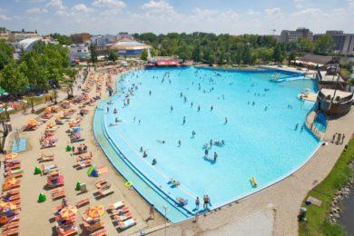 13-14 ezer vendég beengedhető a Hungarospa strandjára