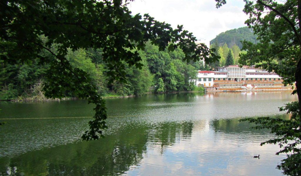 Medve-tó Szováta
