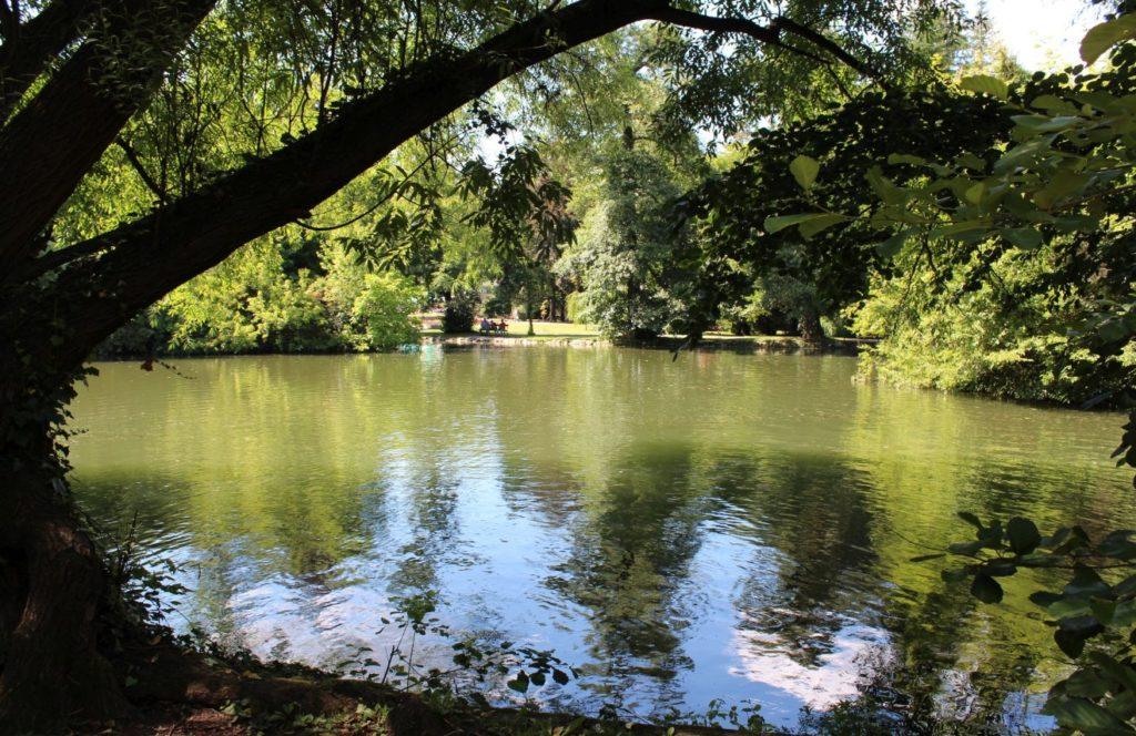 Miskolctapolca csónakázó tó