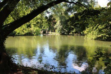 Miskolctapolca: megújul a Barlangfürdő melletti park és a csónakázótó