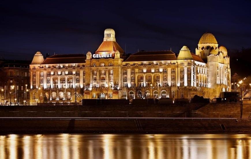 Gellért Hotel Budapest