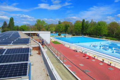 Két budapesti fürdőben is EU-s fejlesztések történtek