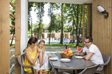 Családbarát üdülőhely a Tisza partján