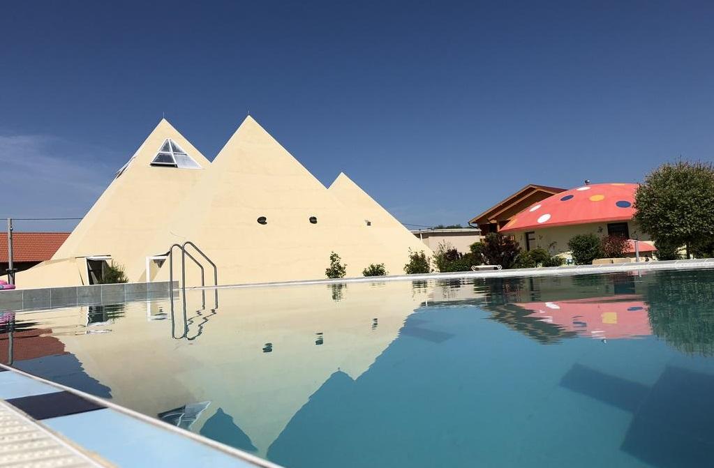 Demjén Piramis termálfürdő