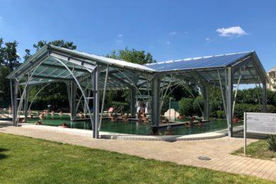 Vezetőváltás a sárvári fürdő élén