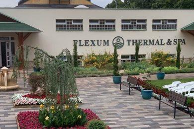 Év végére megújul a Flexum-Termál Gyógyfürdő gyógymedencéje
