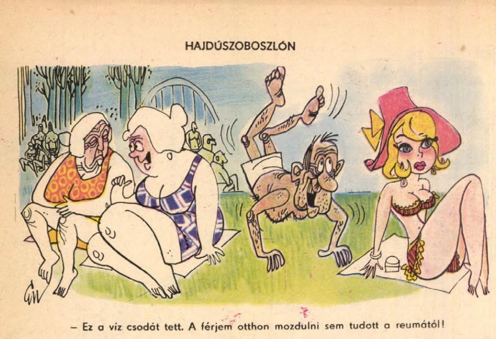 Ludas Matyi 1969 Hajdúszoboszló