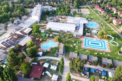 Rangos díjat kapott a a Barack Thermal Resort