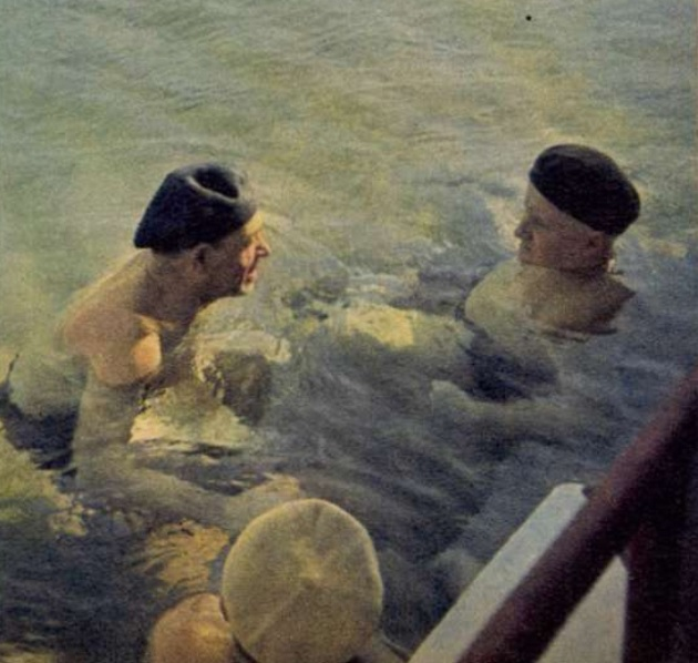 Sapkások fürdője Dagály fürdő
