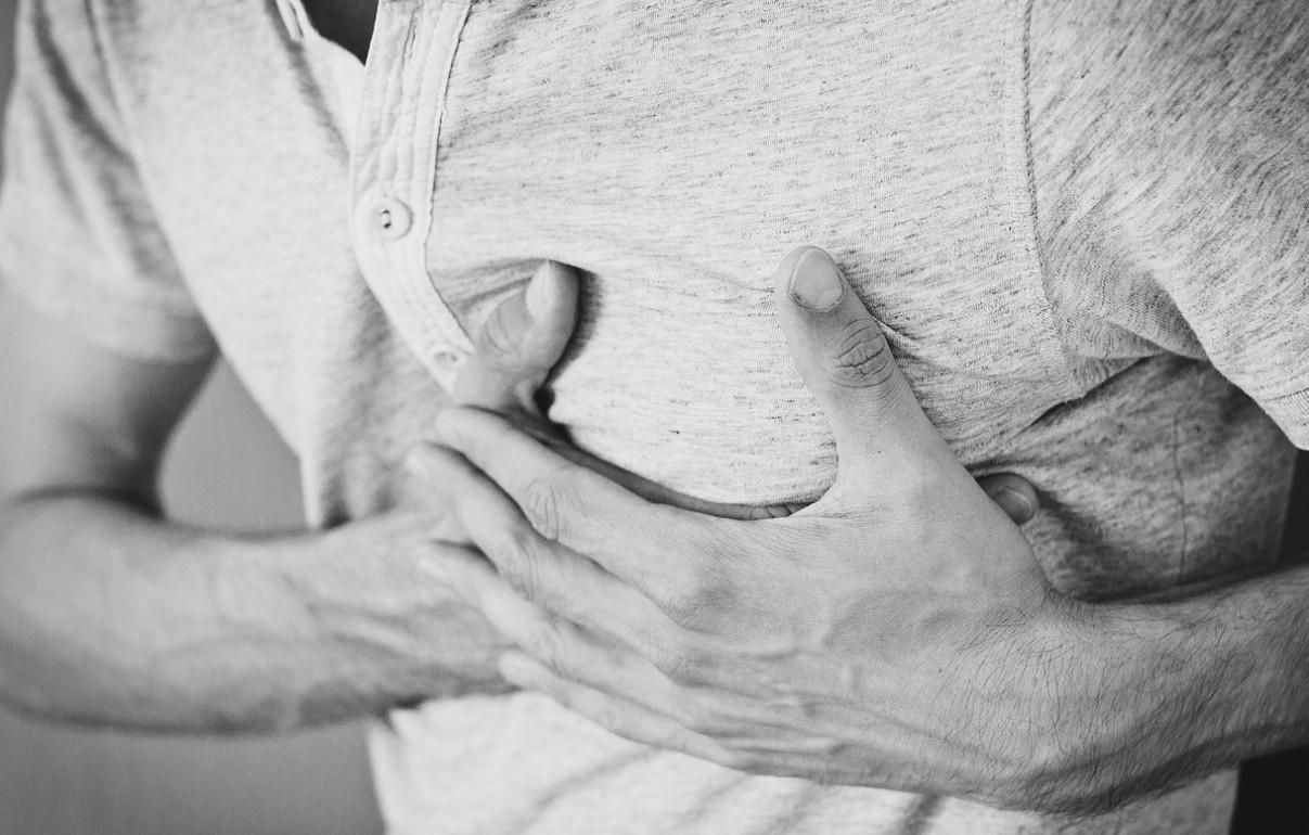 szívelégtelenség mellkasi fájdalom