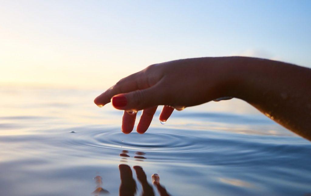 víz alatti ultrahang