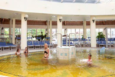 Tipp: olcsóbb napok a termálfürdőkben