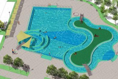 Új medencét kap a Vadas termálfürdő