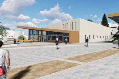 Elkezdődött az új zalakarosi városközpont kialakítása