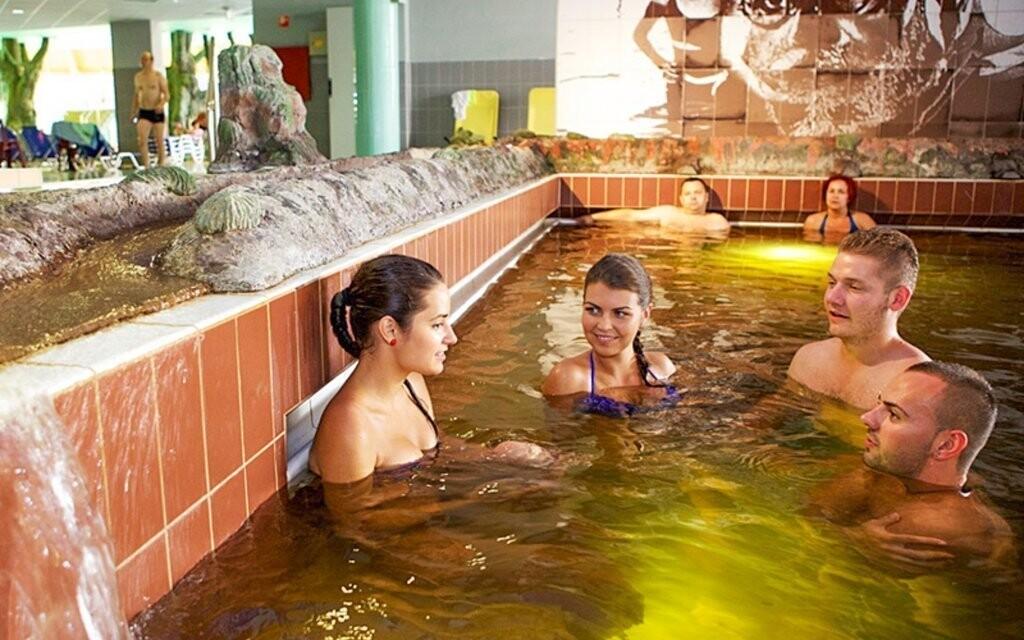 Hajdúszoboszló Hungarospa fürdő