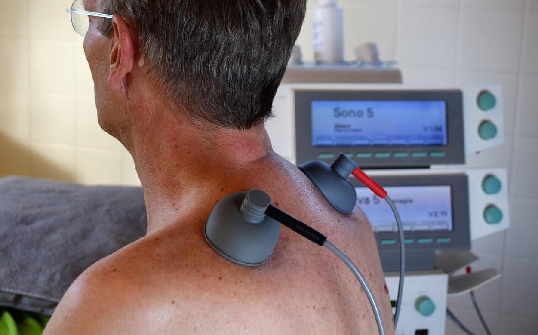 iontoforézis kezelés