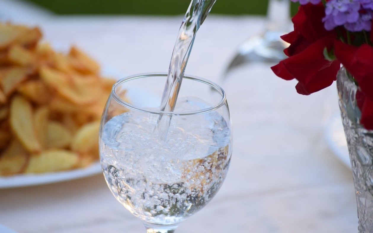 Salvus víz gyomorsav
