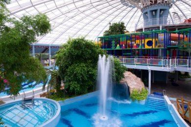 Az Aquaticum fedett élményfürdőt is felújítják Debrecenben