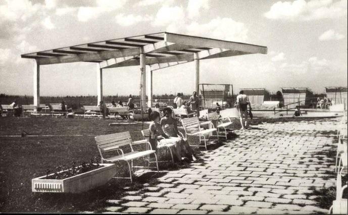 Bükfürdő anno 1962