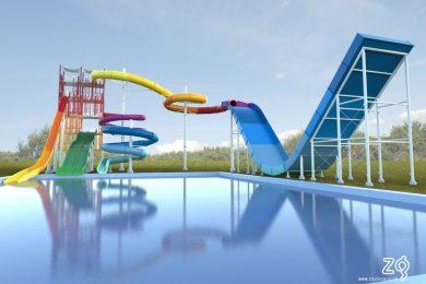 Vagány csúszdaparkkal bővül a Barack Thermal Resort Tiszakécskén