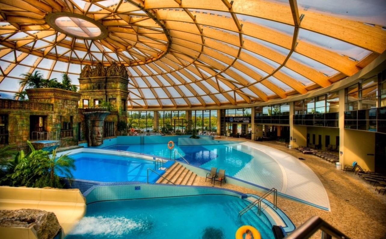 Aquaworld élményfürdő Budapest