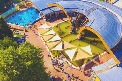 Vas megye legnépszerűbb termálfürdős települései 2020-ban