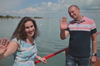Utazásra csábít Győrfi Pál
