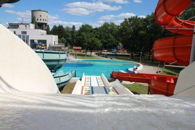 Részben újra megnyitott az Aquantis élményfürdő