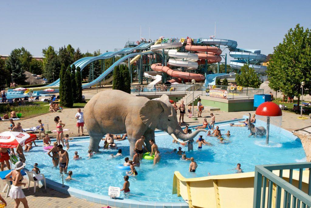 Hungarospa Aquapark gyerekvilág