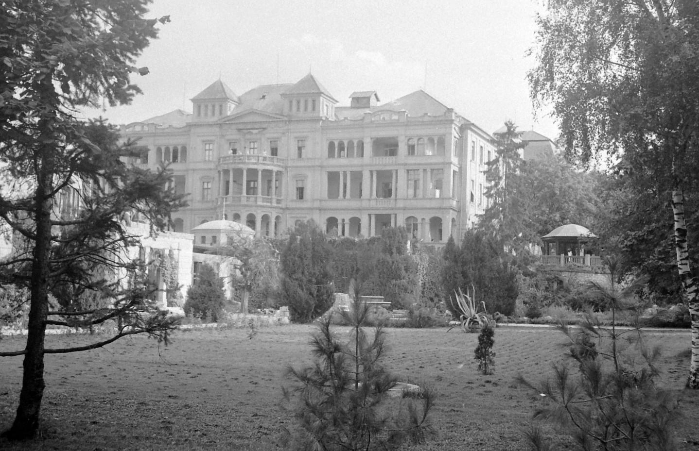 Balatonfüred Szívkórház gyógyfürdő
