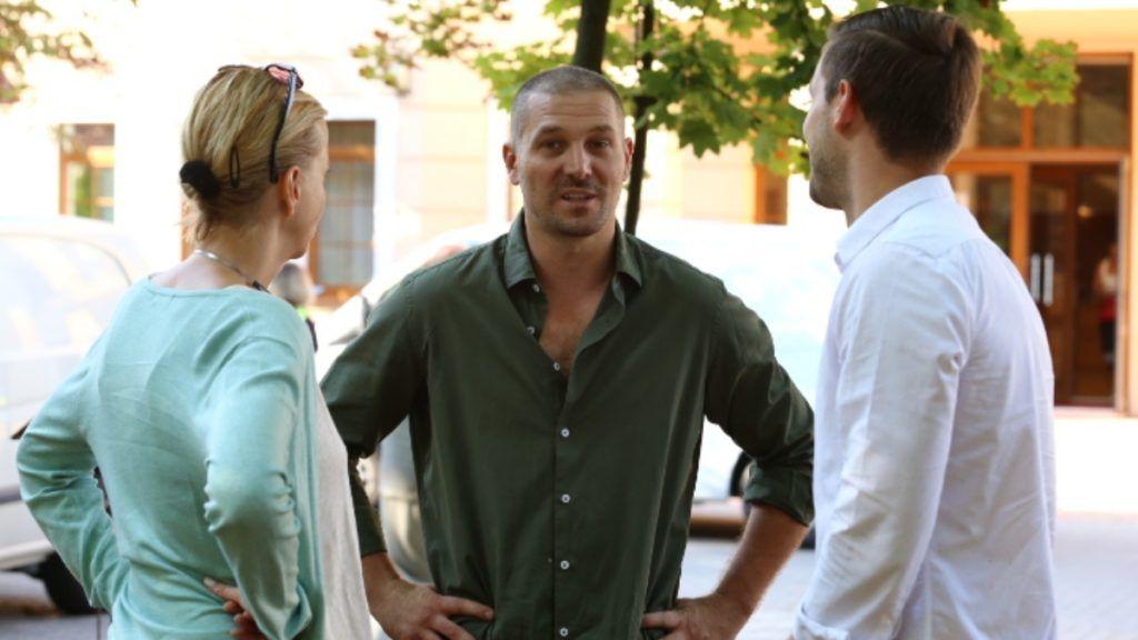 Doktor Balaton sorozat TV2