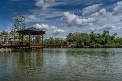 Már tóban is fürödhetnek a Thermalpark termálfürdő vendégei