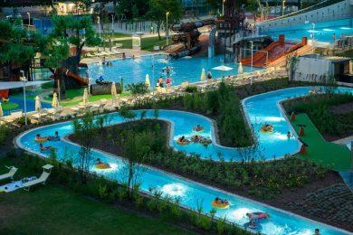 Erősen startolt Debrecen fürdős újdonsága